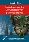 Marcin Kłak - Zarządzanie wiedzą we współczesnym przedsiębiorstwie