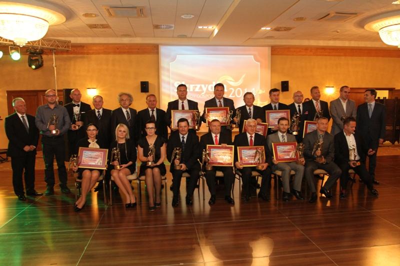 Laureaci Nagrody Gospodarczej Skrzydła 2014
