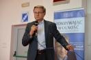 prof. Leszek Balcerowicz w WSEiP