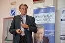 profesor Leszek Balcerowicz w WSEiP_14